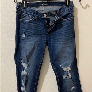 Kancan jeans dark wash